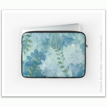 Laptop Sleeve - Ragusa /Aegean Blue