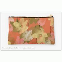 Studio Pouch - Marisol Floral /Cinnabar Pink