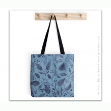 Tote Bag - Wandering Vine /Twilight