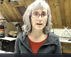 Artist Talk by Lynn Nafey with Gallery Twist