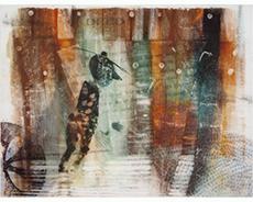 Lynn Nafey - Place Of Beginning - Mixed Media Artwork