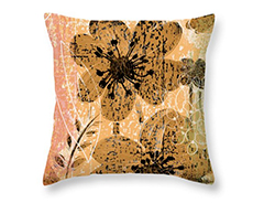 Throw pillow featuring Lynn Nafey artwork. Available at Pixels.com
