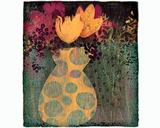 """Wallflowers"" by Lynn Nafey"